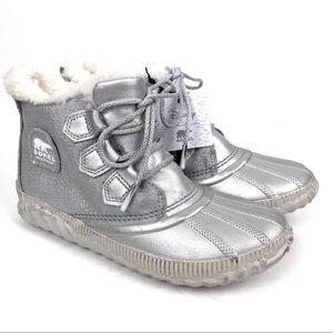 Sorel X Disney Out N About Plus Frozen Boots